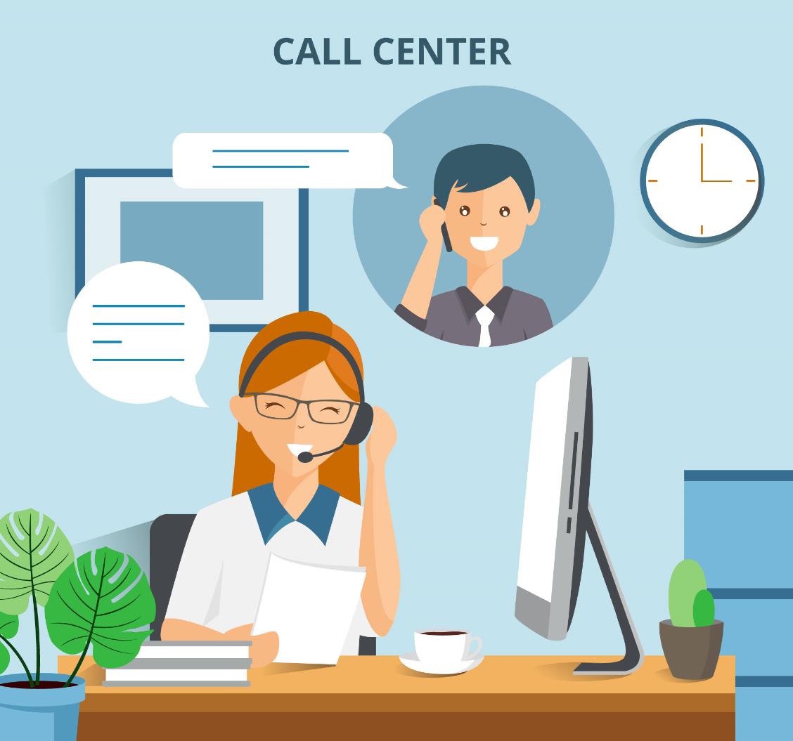テレアポ・テレオペ・テレマの違いとコールセンターの仕事内容を解説