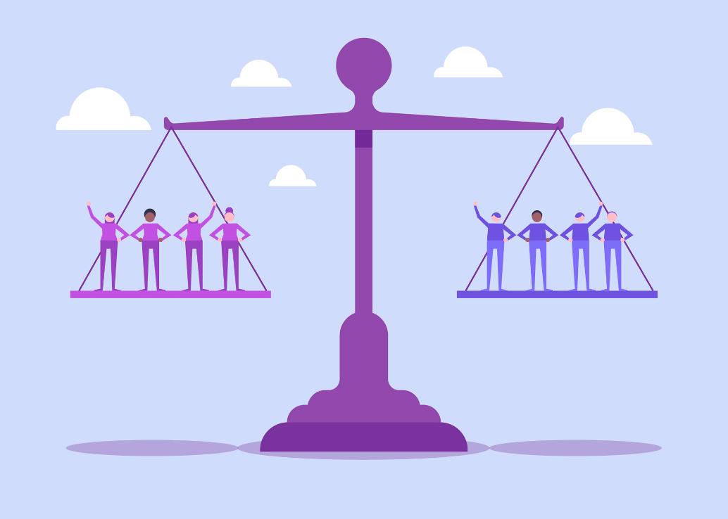 正規雇用と非正規雇用の格差がなくなりフラットな関係性になる